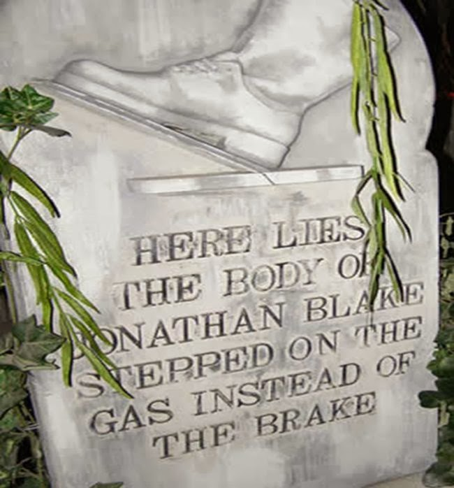 Tombstone Quotes Funny: Funny Epitaphs